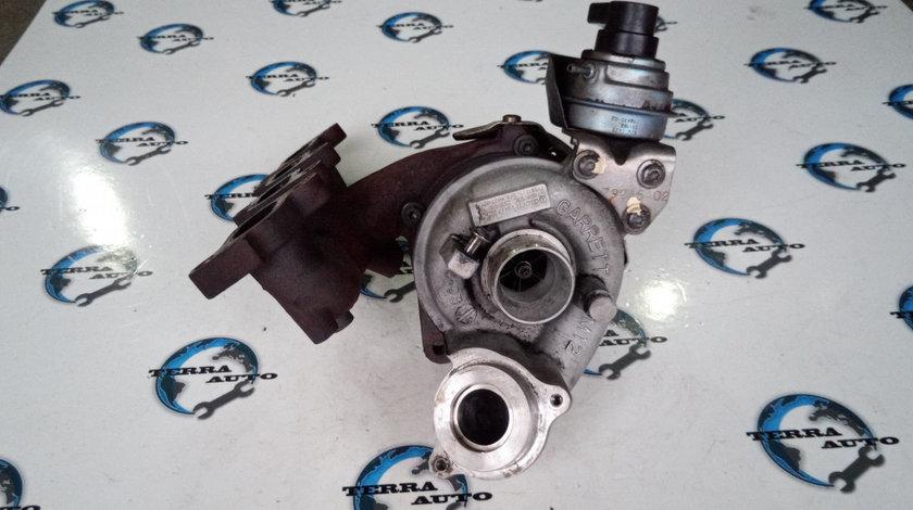Turbina Skoda Octavia 2 1.6 TDI 77 KW 105 CP cod motor CAY
