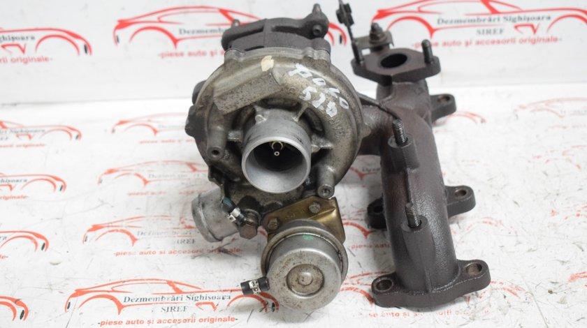 Turbina turbo 1.4 TDI BAY VW Polo 9N 520