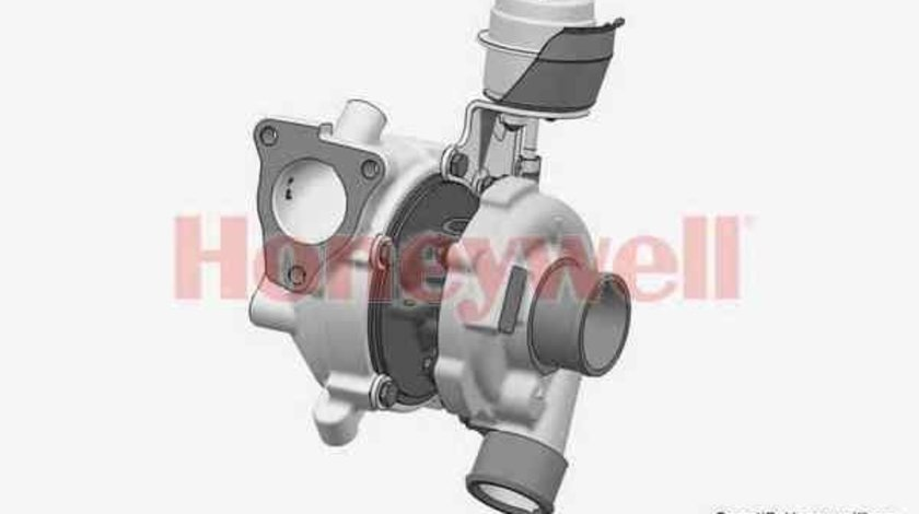 Turbina / turbo HYUNDAI i30 CW (FD) GARRETT 766111-5001S