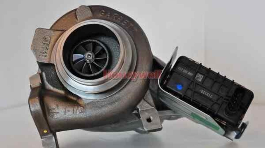 Turbina / turbo MERCEDES-BENZ E-CLASS (W211) GARRETT 727463-5004S