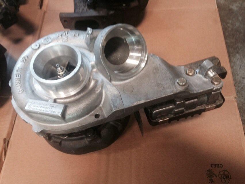 Turbina ,Turbo Mercedes C270 Cdi, E270 Cdi, ML A6470960099