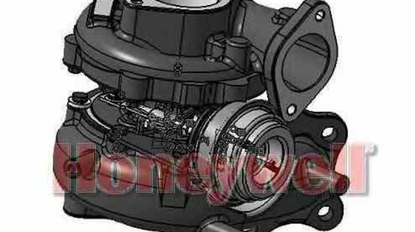 Turbina / turbo NISSAN NAVARA D40 GARRETT 769708-5004S