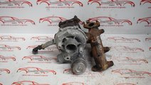 Turbina turbo Skoda Fabia 1.4 TDI BNM 2008 350