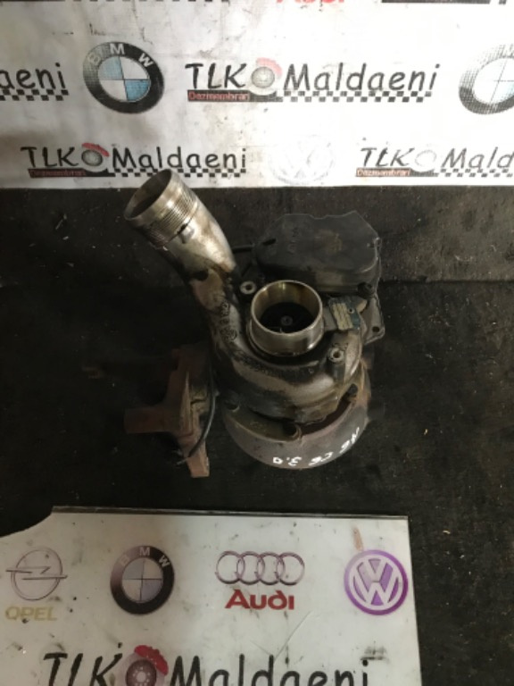 Turbina/ turbo/ turbosuflanta Audi A6 4F C6 3.0 BMK 53049700050