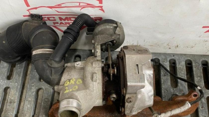 Turbina Turbo Turbosuflanta cod: 04L253019Q 2.0tdi CRB Audi A3 8V / VW Golf 7 cod: 04L253019Q / V300