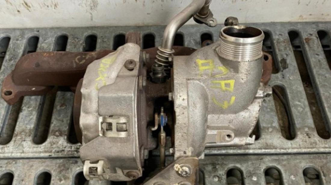 Turbina Turbosuflanta 1.6 tdi CXX CXXB cod: 04L253016H , Audi A3 8V , Volkswagen Golf 7 , Skoda Octavia 3 04L25