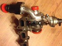 Turbina(Turbosuflanta) Garret,Volkswagen Crafter 2.0 TDI 136/143 CP Originala