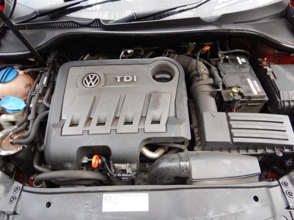 Turbina Volkswagen Golf 6 2010 Hatchback 2.0 GT