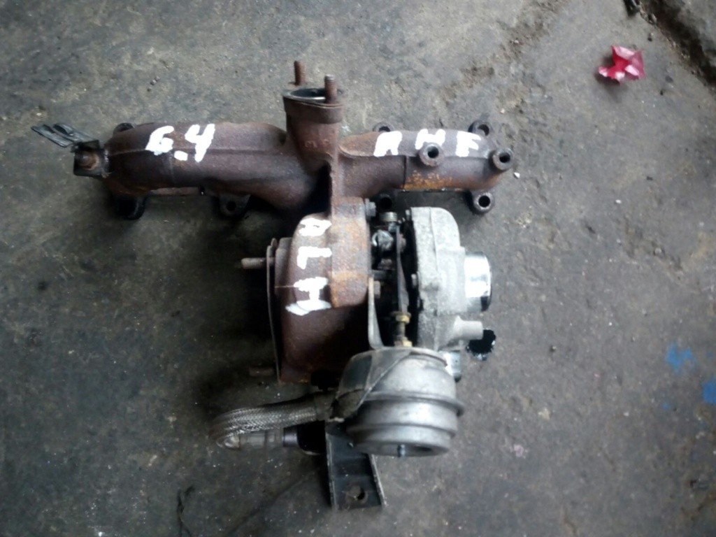 Turbina VW Golf 4 Motor AHF