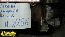 Turbina VW Golf 5 model 2006 1 9 TDI 105 CP Tip KK...