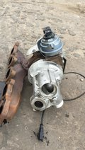 Turbina Vw Golf 7 1.6 TDI CRK 2013 2014 2015