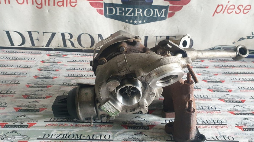 Turbina VW Passat CC 2.0 BlueTDI 143cp cod piesa : 03L253056B