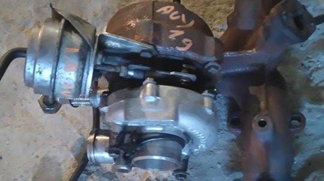 turbina  vw sharan 1.9 tdi cod motor auy