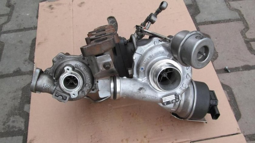 Turbina VW T6 AMAROK Crafter 2.0 BI-TURBO 5304-0139 -40