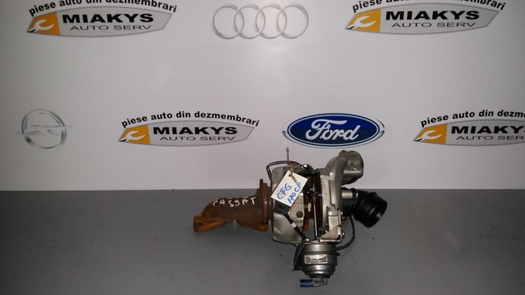 Turbina VW Tiguan 2009-2014 CFG model-garrett