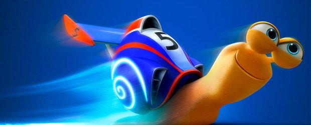 Turbo 3D 2013: Povestea melcului care viseaza sa castige cursa Indy 500