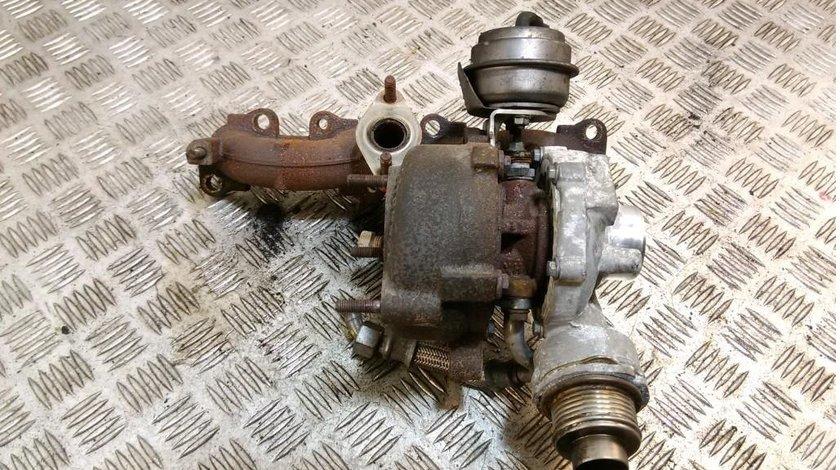 Turbo A6 - A4 2007 , 2.0 diesel cod BLB sau BRE - cod : 03g145702k