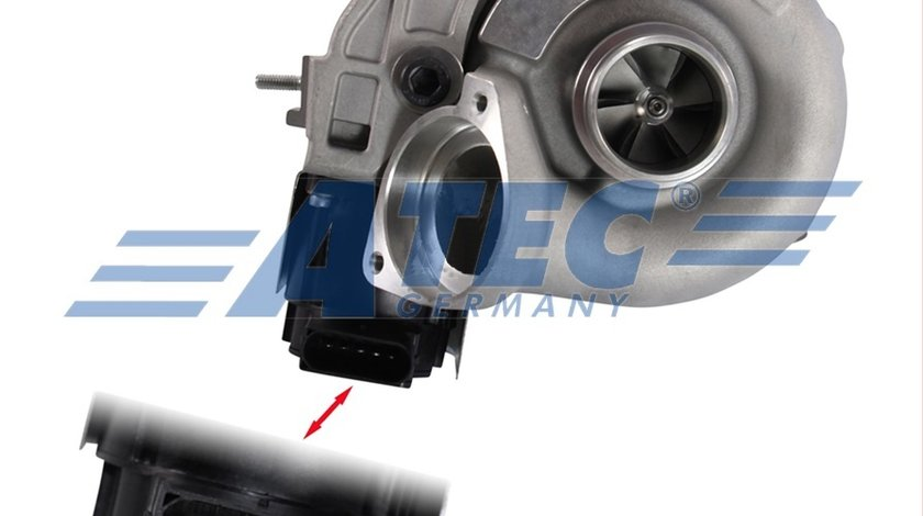 Turbo BMW seria 3 E90 E91 318d - NOU