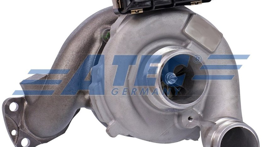 Turbo Chrysler 300C 3.0 CRD - NOU