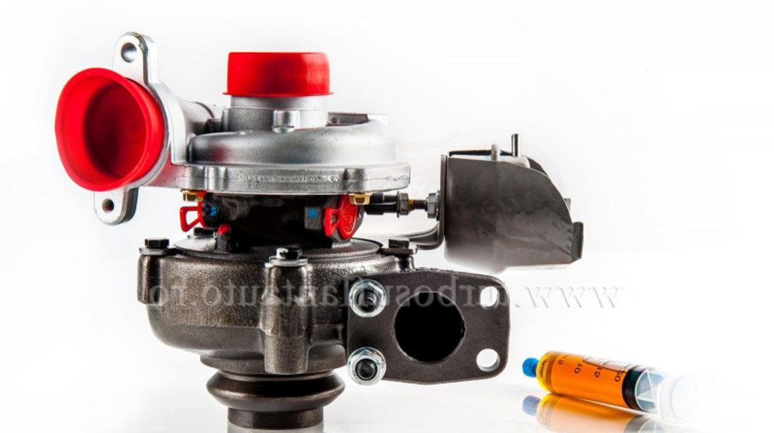 Turbo Ford Focus 1.6 109cp Turbosuflanta Citroen 1.6 Peugeot 109 cai putere