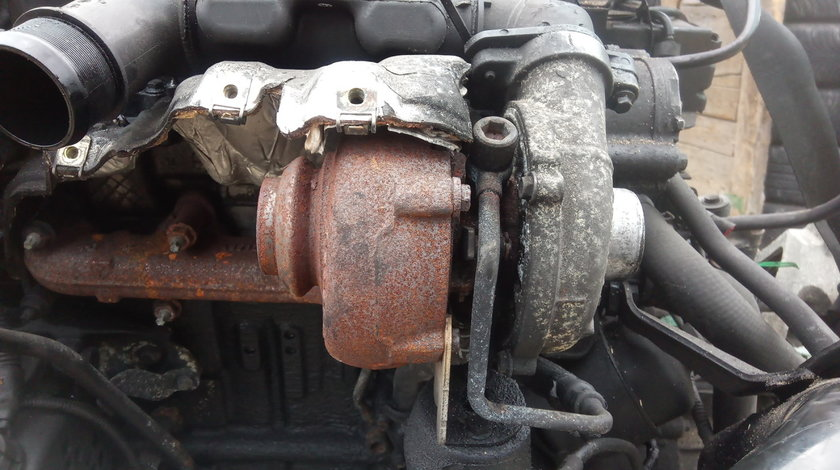 Turbo Ford Focus 1.6 TDCI 109 CP