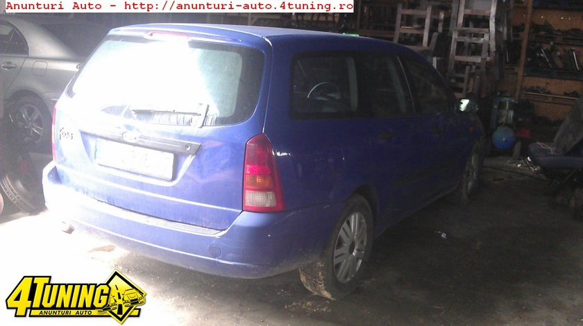 Turbo Ford Focus an 2000 tip motor C9DC