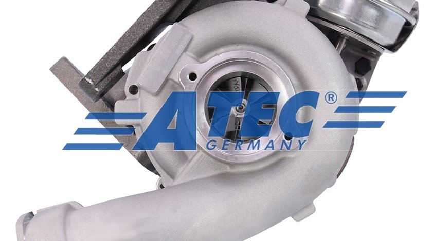 Turbo NOU complet AUDI VW BMW Mercedes si alte marci ATEC Germania