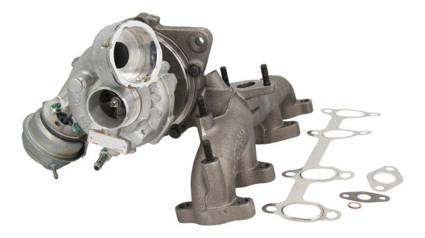 Turbo / turbina AUDI A3 (8P1) GARRETT 765261-5008S