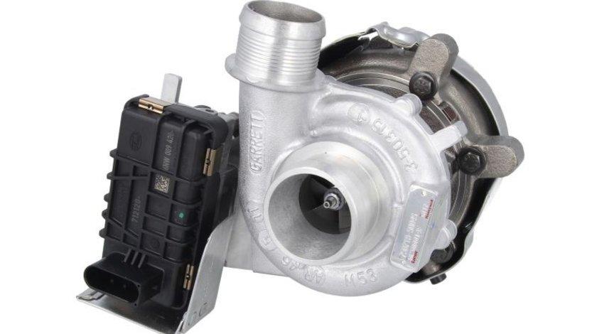 Turbo / turbina AUDI A8 (4E2, 4E8) GARRETT 750718-5004S