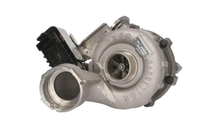 Turbo / turbina BMW X3 (E83) GARRETT 758353-5024S