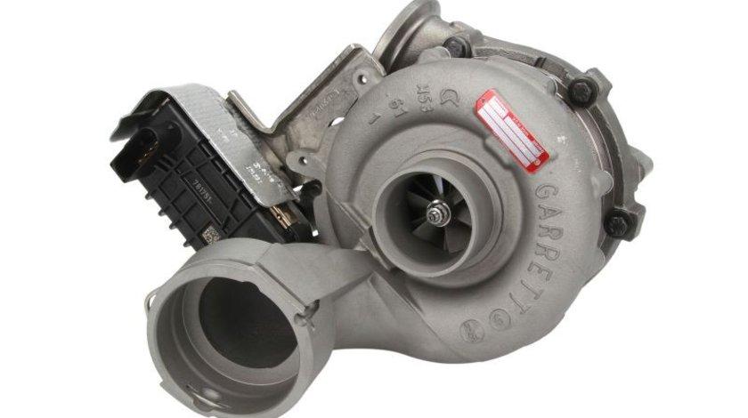 Turbo / turbina BMW X3 (E83) GARRETT 758353-9024S