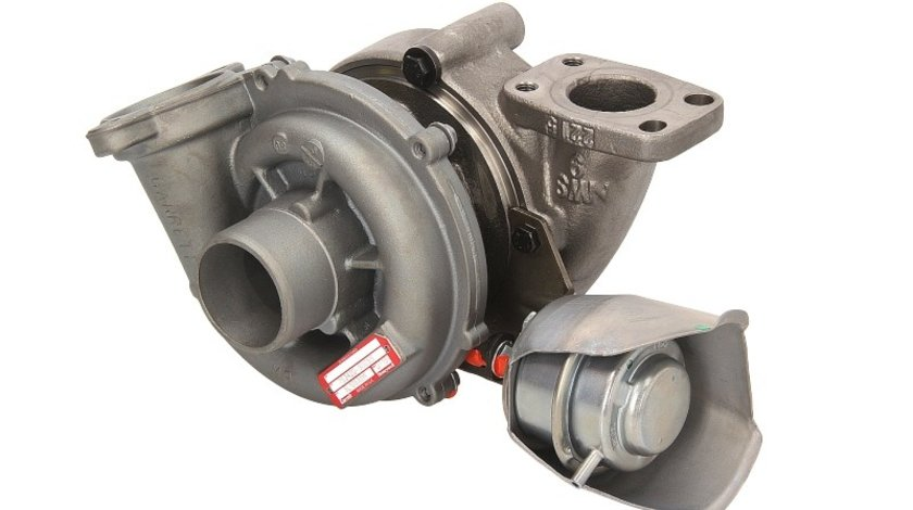Turbo / turbina CITROEN C4 I Saloon GARRETT 753420-9006S