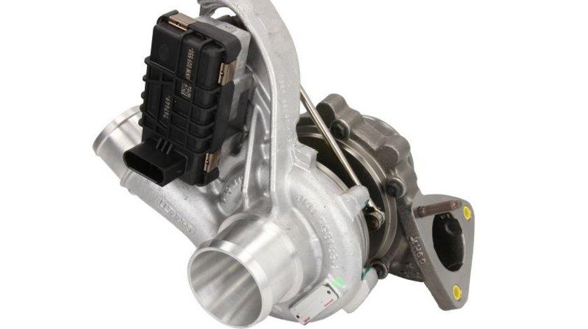 Turbo / turbina CITROEN JUMPER Box GARRETT 798128-5009S