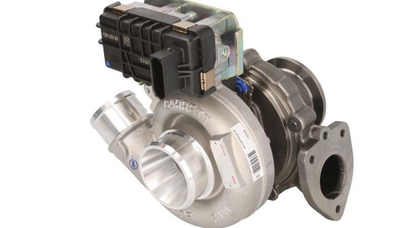 Turbo / turbina JAGUAR XF SPORTBRAKE (X250) GARRETT 753546-5023S