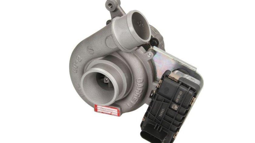 Turbo / turbina JAGUAR XF SPORTBRAKE (X250) GARRETT 753546-9023S