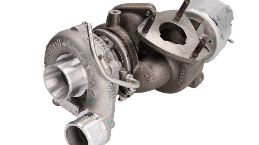 Turbo / turbina JAGUAR XF (X250) GARRETT 778401-5011S