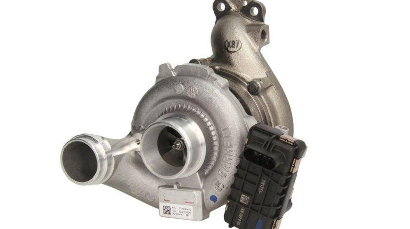 Turbo / turbina MERCEDES-BENZ E-CLASS (W212) GARRETT 777318-5002S
