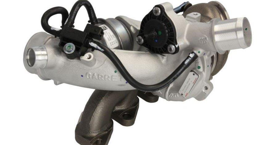 Turbo / turbina OPEL ASTRA J (P10) GARRETT 781504-5014S