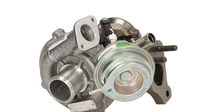 Turbo / turbina OPEL MERIVA A MPV (X03) GARRETT 799171-5002S