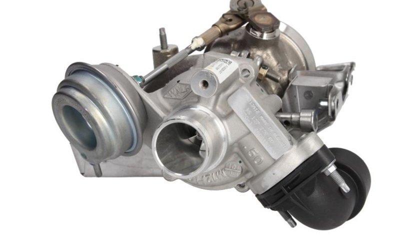 Turbo / turbina PEUGEOT 208 I (CA_, CC_) GARRETT 836250-5002S