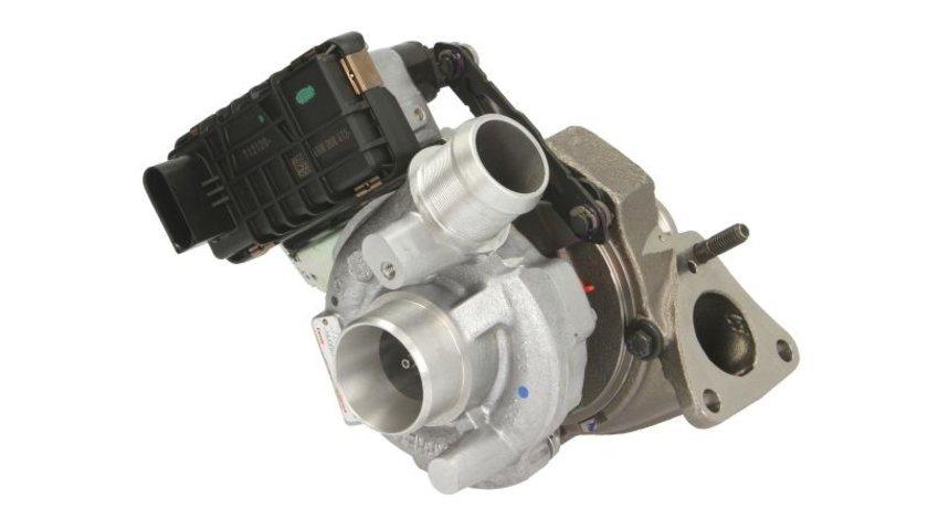 Turbo / turbina PEUGEOT 407 (6D_) GARRETT 723340-5013S