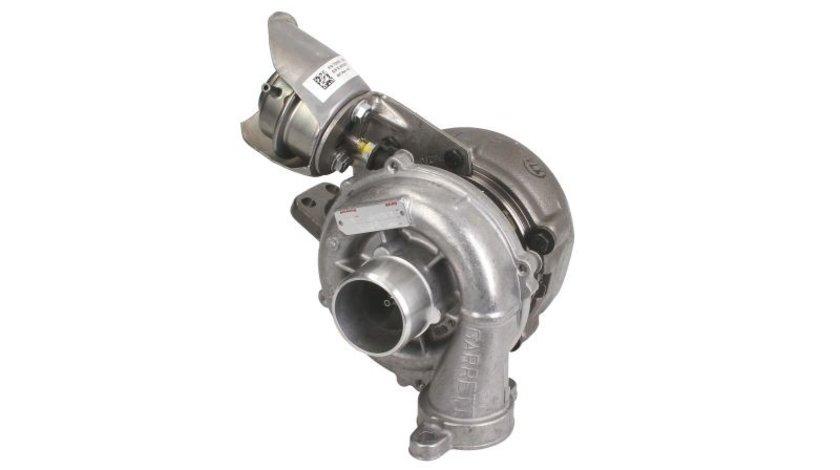 Turbo / turbina PEUGEOT 407 (6D_) GARRETT 753420-5006S