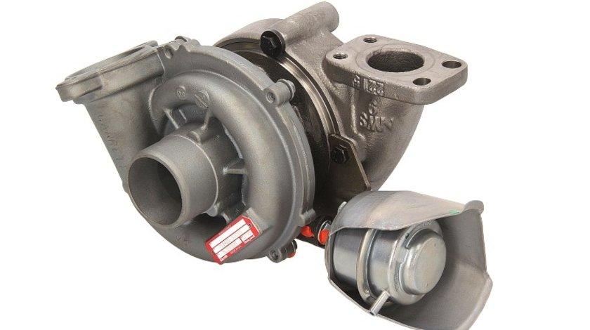 Turbo / turbina PEUGEOT 407 (6D_) GARRETT 753420-9006S