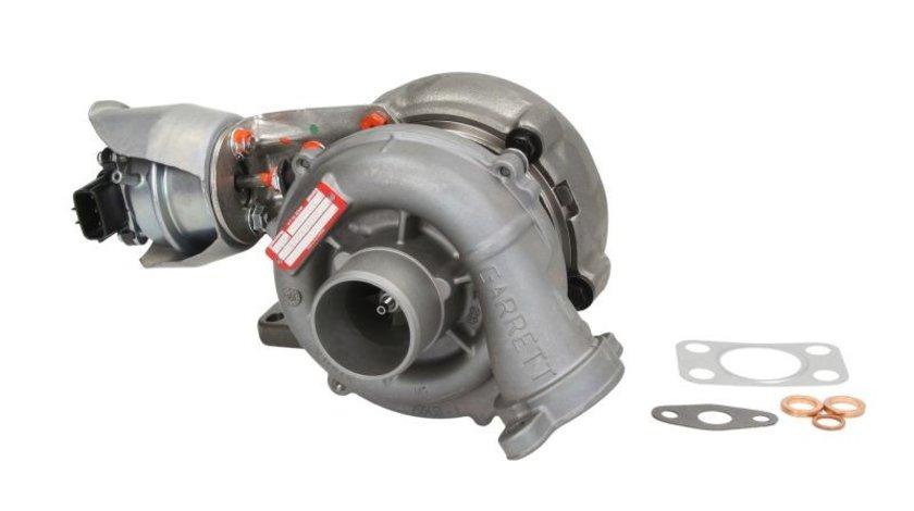 Turbo / turbina PEUGEOT 508 I (8D_) GARRETT 762328-9002W
