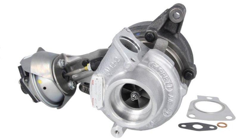 Turbo / turbina PEUGEOT 607 (9D, 9U) GARRETT 756047-5006S