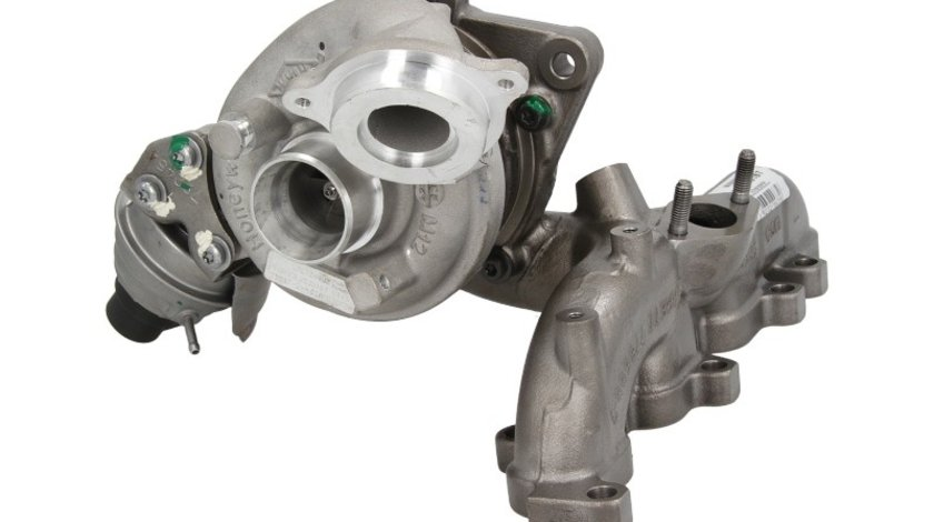 Turbo / turbina SKODA OCTAVIA II (1Z3) GARRETT 775517-5002S