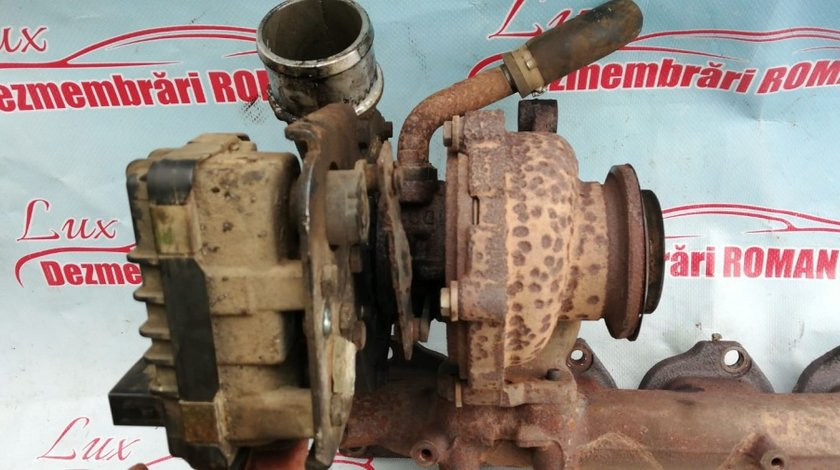 Turbo turbina turbosuflanta Land Rover Freelander 2 motor 2.2d 224dt