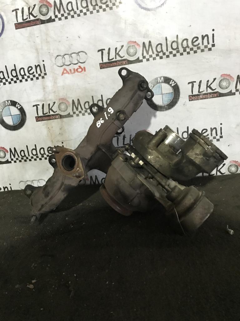 Turbo/ turbina/ turbosuflanta Volkswagen Passat B6, Golf 5, touran 1.9BKC