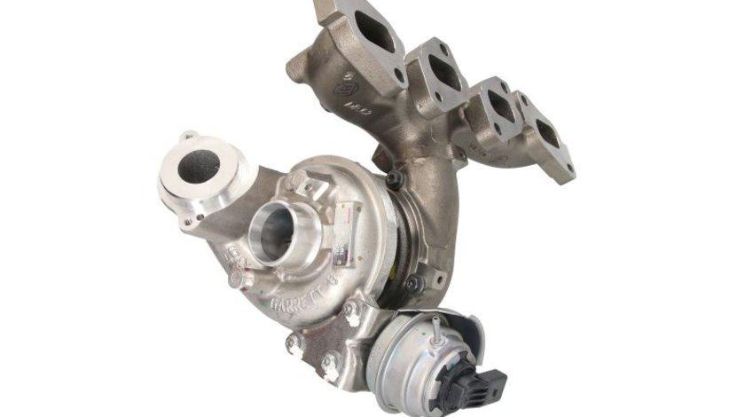 Turbo / turbina VW SHARAN (7N1, 7N2) GARRETT 785448-5005S