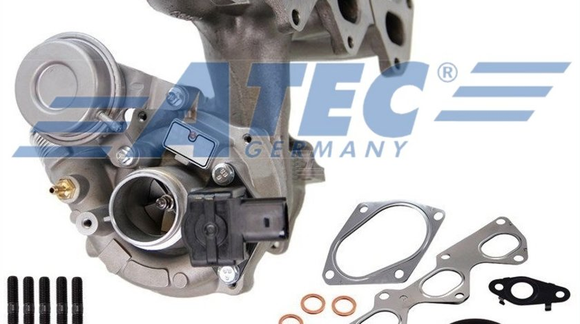 Turbo VW Golf 6 1.4 TSI - NOU